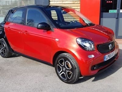 used Smart ForFour 1.0 PRIME 5d 71 BHP