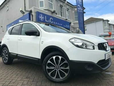 used Nissan Qashqai 1.6 DCI 360 IS 4x4 5dr 130 BHP ** BEAUTIFUL EXAMPLE WITH FULLY LOADED SPECI