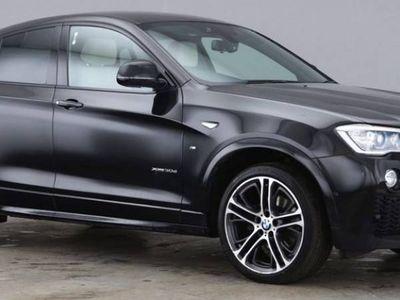 used BMW X4 DIESEL AUTOMATIC SUV 4 DOORS