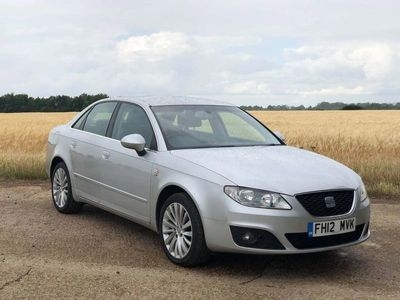 used Seat Exeo 2.0 TDI DPF SE (Tech Pack) 4dr