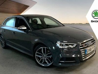 used Audi A3 S3 Tfsi 300 Quattro 5Dr S Tronic