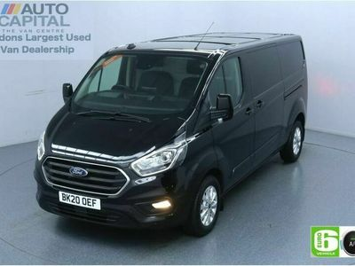 used Ford Custom Transit2.0 320 Limited EcoBlue 130 BHP L2 H1 Euro 6 Low Emission, 2020 (20)