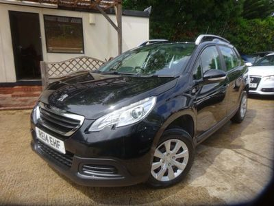used Peugeot 2008 1.4 HDi Access+ 5dr