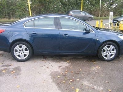 used Vauxhall Insignia Saloon 1.8i 16V Exclusiv 4d