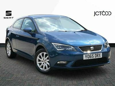 used Seat Leon 1.4 TSI 125 SE 3dr [Technology Pack] sport coupe