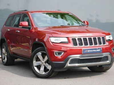 used Jeep Grand Cherokee 3.0 CRD Limited Plus 5dr Auto