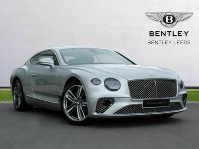 used Bentley Continental GT 4.0 V8 coupe