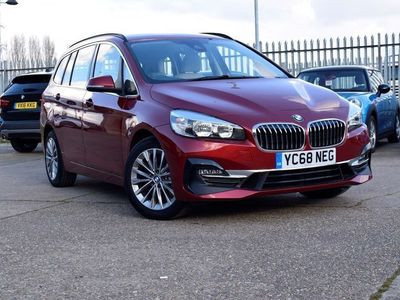 used BMW 220 2 Series d xDrive Luxury 5dr Step Auto Estate 2019