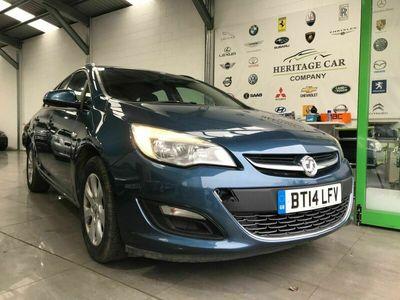 used Vauxhall Astra 1.6 CDTi ecoFLEX Design Sport Tourer (s/s) 5dr