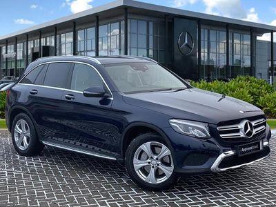 used Mercedes E250 GLC DIESEL ESTATE GLC d 4Matic Sport Premium Plus 5dr 9G-Tronic