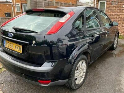 used Ford Focus 1.6 Ghia 5dr