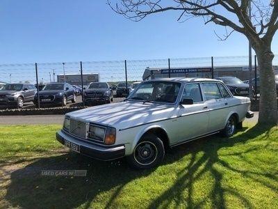 used Volvo 260 MODEL 264 V6