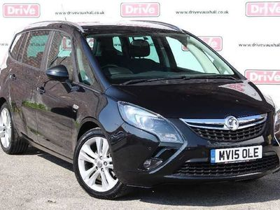 used Vauxhall Zafira 1.4T SRi 5dr