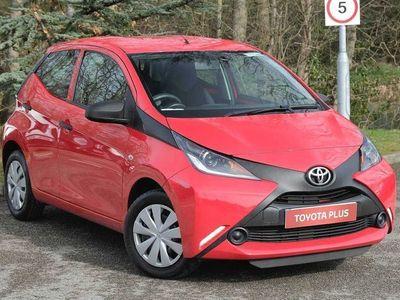 used Toyota Aygo 1.0 Vvt-I X 5Dr