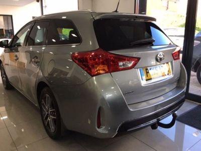 used Toyota Auris Auris 20151.4 D-4D ICON PLUS 5d 89 BHP Estate 2015