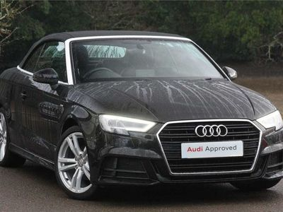 used Audi A5 Cabriolet 40 Tfsi S Line Edition 2Dr