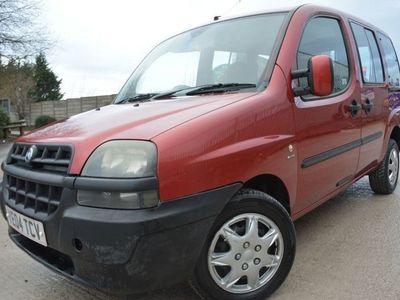 used Fiat Doblò 1.9 ACTIVE JTD 5d 105 BHP ***NICE CONDITION CHEAP MPV***