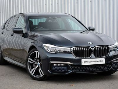used BMW 730 7 Series D M Sport 4Dr Auto
