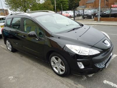used Peugeot 308 1.6 HDI 110 Sport 5dr