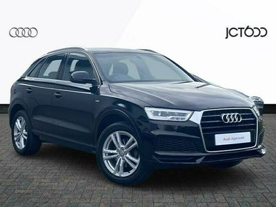 used Audi Q3 S line Edition 1.4 TFSI cylinder on demand 150 PS 6-speed 5dr