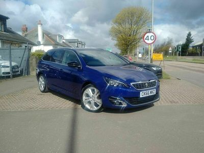used Peugeot 308 SW 1.6 BlueHDi GT Line (s/s) 5dr