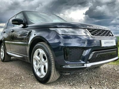 used Land Rover Range Rover Sport 3.0 D300 HSE 5dr Auto