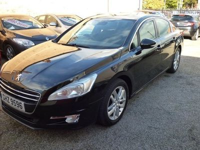used Peugeot 508 Saloon 2.0 HDi (140bhp) Active 4d