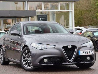 used Alfa Romeo Giulia 2.2TD (150bhp) Super (s/s) 4dr