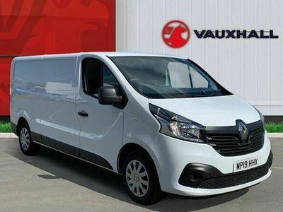 used Renault Trafic LL29 ENERGY dCi 125 Business+ Van