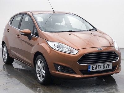 used Ford Fiesta 1.6 Zetec 5Dr Powershift