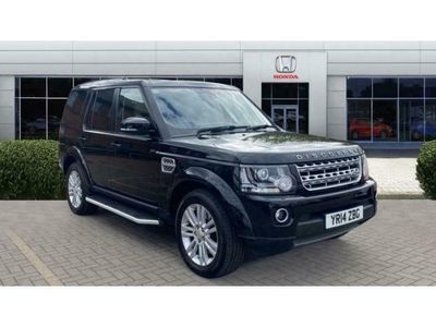 used Land Rover Discovery 3.0 SDV6 HSE 5dr Auto Diesel Station Wagon