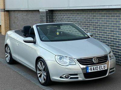 used VW Eos 2.0 TDI CR Sport Cabriolet 2dr