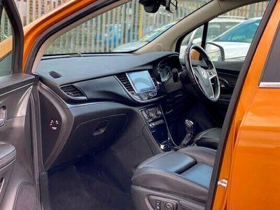 used Vauxhall Mokka X 1.4T ecoTEC Elite Nav 5dr