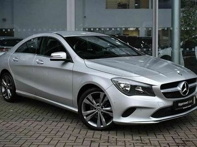 used Mercedes CLA220 D SPORT