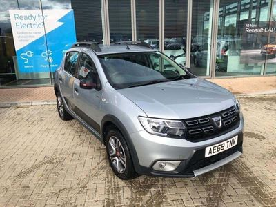 used Dacia Sandero Stepway Techroad TCe 90 LC 0.9 5dr