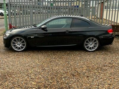 used BMW 325 3 Series i [3.0] M Sport 2dr Automatic STUNNING WITH FULL BLACK LEATHER
