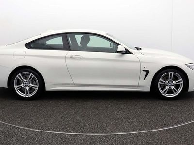 used BMW 420 4 Series D XDRIVE M SPORT Coupe 2016