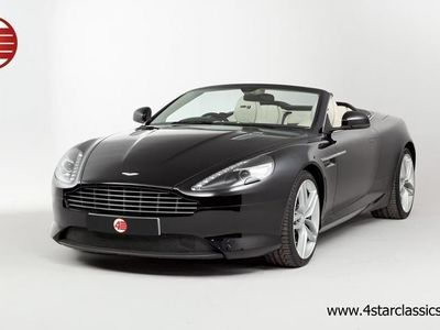 used Aston Martin DB9 DB9 Volante ///GT Power Upgrade to 540hp /// FAMSH /// 7k Miles