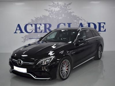 used Mercedes S63 AMG C Class AMG 63 AMG4.0 5dr