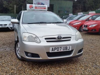 used Toyota Corolla 1.4 VVT-i Colour Collection 3dr