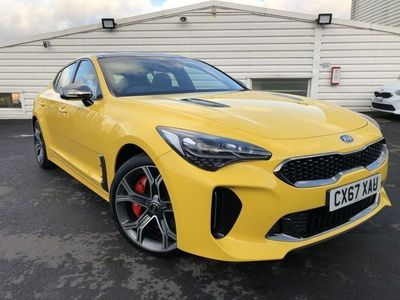 used Kia Stinger 3.3 GT S 5DR AUTOMATIC
