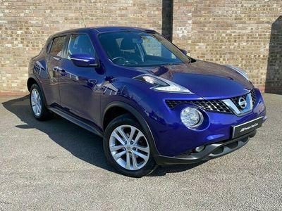 used Nissan Juke 1.5 dCi Acenta Premium 5dr