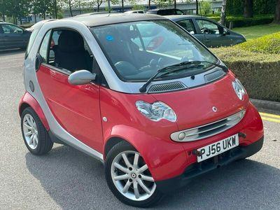 used Smart ForTwo Coupé Passion 2d Auto