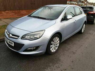 used Vauxhall Astra 1.6 16v SE Auto 5dr