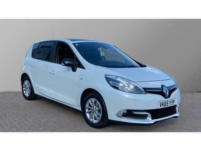 used Renault Scénic 1.5 dCi Limited Nav 5dr auto