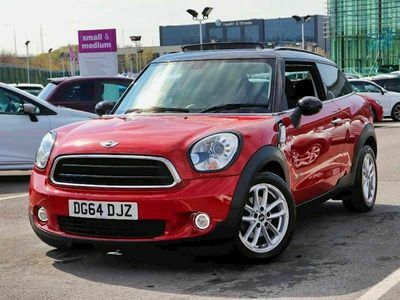 used Mini Cooper D Paceman 2.0 ALL4 3dr Auto
