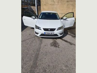 used Seat Leon 2.0 TDI CR CR FR (Tech Pack) SportCoupe (s/s) 3dr