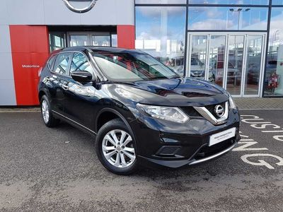 used Nissan X-Trail 1.6 dCi Visia 5-Door Station Wagon 5dr
