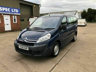 used Citroën Dispatch 1.6 COMBI HDI 6 SEAT 90 BHP EX - GOVERMENT VEHICLE!