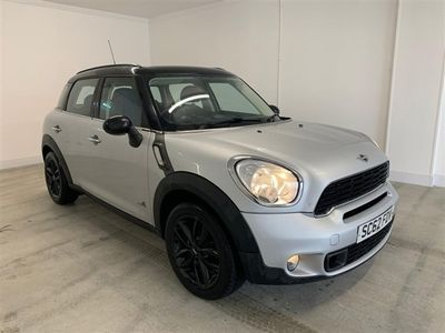 used Mini Cooper SD Countryman 2.0 ALL4 5d 141 BHP